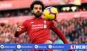 Tokio 2020: Mohamed Salah apuntaría a estar en los próximos Juegos Olímpicos