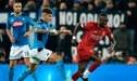 Liverpool igualó 1-1 ante Napoli y sigue como líder del Grupo E de la Champions League [RESUMEN]