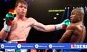 Canelo Álvarez niega rumores de nueva pelea contra Floyd Mayweather [VIDEO]