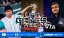 Conoce todas las actividades que habrán en el Lima Games Week