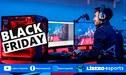 Black Friday: Las Mejores ofertas en productos para ser streamer de videojuegos