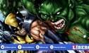 Marvel: Hulk y Wolverine estarían juntos en un spin - off [VIDEO]