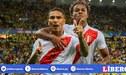 Selección Peruana: rivales que enfrentará la 'Blanquirroja' en la Copa América 2020 [FOTO Y VIDEO]