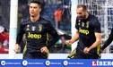 """Chiellini arremetió contra Real Madrid: """"Si Cristiano no ganó el Balón de Oro en 2018 fue por ellos"""""""