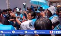 Hinchas de Binacional despiden a Juan Pablo Vergara con homenajes [VIDEO]