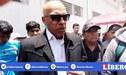 """Mosquera: """"Juan Pablo Vergara queda como un ejemplo de lo que debe ser un gran profesional"""" [VIDEO]"""