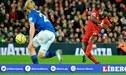 Liverpool goleó 5-2 a Everton en el Derbi de Merseyside por Premier League [VIDEO GOLES]