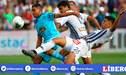 Sporting Cristal vs Alianza Lima EN VIVO: 'celestes' sufren baja de último minuto