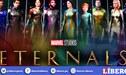 Marvel: 'The Eternals' presentan su primer tráiler en la Comic Con de Brasil
