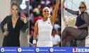 Dominika Cibulkova alborota Instagram tras retirarse del tenis [FOTOS]