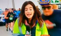 Maratón: Reportera es tocada vulgarmente en transmisión en vivo [VIDEO]