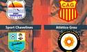 Cuadrangular Ascenso EN VIVO tabla posiciones y resultados de la fecha 2