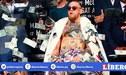 UFC 246: entradas para el regreso de Conor McGregor están casi agotadas en primer día de venta