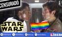 'Star Wars The Rise of Skywalker': Censuran escena del beso gay en Medio Oriente [VIDEO]