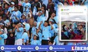 Hinchada de Binacional se convierte en tendencia tras ser elogiada en Argentina [VIDEO]