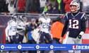 NFL: Patriots no jugarán los Play Offs tras una década y marcan el ocaso de la carrera de Tom Brady