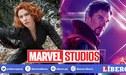 Marvel: Black Widow podría revivir en la segunda entrega de Doctor Strange [VIDEO]