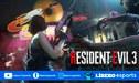 Residen Evil 3 Remake revela importantes cambios con respecto al original