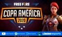Copa América 2020 de Free Fire | Fecha, hora, equipos y donde ver el evento en vivo