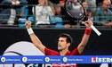 Novak Djokovic vence a Rafael Nadal e iguala la serie en la final de la ATP Cup [VIDEO]