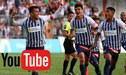 Alianza Lima cerca de recibir gran reconocimiento por parte de YouTube