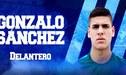 Alianza Lima confirmó que Gonzalo Sánchez fue promovido al primer equipo