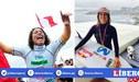 Sofía Mulanovich y Analí Gómez estarán en el ISA World Surfing para buscar cupo a Tokio 2020