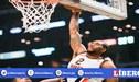 Clippers aplastó 128-103 a los Cavaliers en duelo de conferencias de la NBA