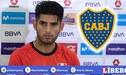 Boca Juniors: Carlos Zambrano, principal alternativa para reforzar la zaga 'xeneize'