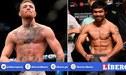 Conor McGregor quiere volver al boxeo para enfrentar a Manny Pacquiao [VIDEO]
