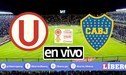 Boca vs Universitario [FOX Sports Premium EN VIVO] 0-0 ONLINE por Torneo de Verano 2020