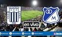 [GOLPerú EN VIVO] Alianza vs Millonarios PT 0-0 en directo Noche Blanquiazul