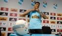 Ray Sandoval sería baja en Sporting Cristal por cerca de siete meses