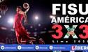 Perú será sede de importante torneo universitario de baloncesto