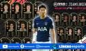 FIFA 20: 'SIF' de Heung-min Son en el 'Equipo de la Semana 23' [FOTO]