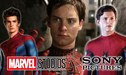 Marvel Spiderman: Lanzan tráiler del Spider-Verse con Garfield, Maguire y Holland [VIDEO]
