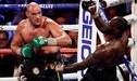 El polémico gesto de Tyson Fury que se volvió viral en redes sociales [VIDEO]