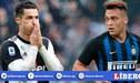 Serie A: Juventus vs Inter y lista de partidos que se jugará sin público por el Coronavirus en Italia [VIDEO]