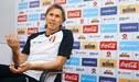 "Ricardo Gareca sobre la Superliga Argentina: ""Creo que está dado todo para River Plate"""