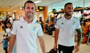 Novios visitaron a Sporting Cristal en la concentración previo al duelo contra Vallejo [FOTO]