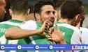 Claudio Pizarro dentro de distinguido ranking junto con Messi y Cristiano