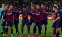 Barcelona: conoce a los jugadores que dejarían el club a final de temporada