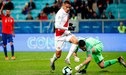 CONMEBOL recordó gol de Paolo Guerrero a Chile para dar un sabio consejo [VIDEO]