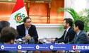 FPF piensa en reunión con Martín Vizcarra para analizar reinicio o suspensión de la Liga 1