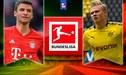 ► Señal ESPN 2 EN VIVO, Bayern Munich vs Borussia Dortmund: 0-0 EN DIRECTO por Bundesliga