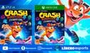 El nuevo juego de Crash Bandicoot se anunciaría este lunes