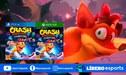 Mira las imágenes filtradas del nuevo juego de Crash Bandicoot