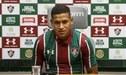Fernando Pacheco reveló que se emocionó tras ser felicitado por Paolo Guerrero [VIDEO]