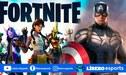 Fortnite: se filtra lo que sería un skin basado en el Capitán América