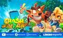 Crash Bandicoot: On the Run! es anunciado oficialmente